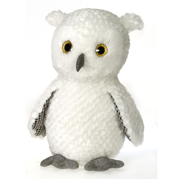 "Fiesta Stuffed Owl 23"" picture"