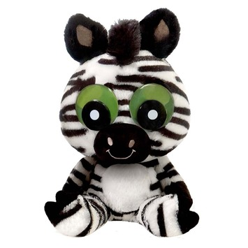 "Zoogly I's - Zebra 8.5"" picture"
