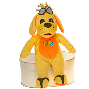 """Raggs??  12"""" TALL PIDO PLUSH TOY picture"""