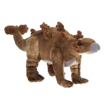 """Fiesta Stuffed Ankylosaurus 29.5"""" picture"""