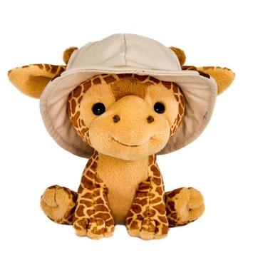 "Safari Friends - 5"" Giraffe picture"