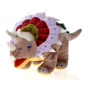 "Fiesta Stuffed Triceratops 15"" picture"