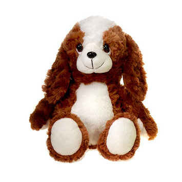 "Fiesta Stuffed Cuddle Dog 15"" picture"