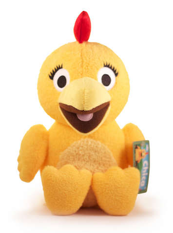 "Sprout - Chica plush from The Sunny Side Up Show 12"" picture"