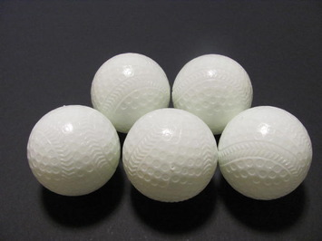 Lazer Pitch Baseballs Refill (5) picture