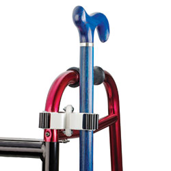 Cane Holder for Walkers/Wheelchairs picture