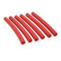 Closed-Cell Foam Tubing - Red