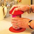 Tenura Silicone Jar Opener - Red