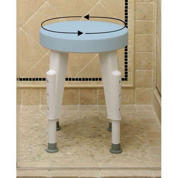 Rotating Shower Stool picture