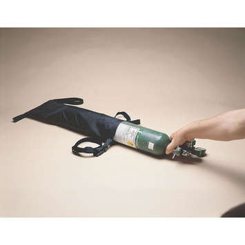 Oxygen Tank Holder for Wheelchairs picture