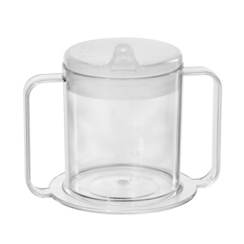 Transparent Mug with Drinking Spout picture