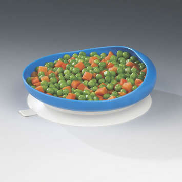 Scooper Plate with Suction Cup Base picture
