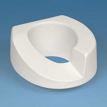 Arthro® Tall-ette® Elevated Toilet Seat - Right - Elongated picture