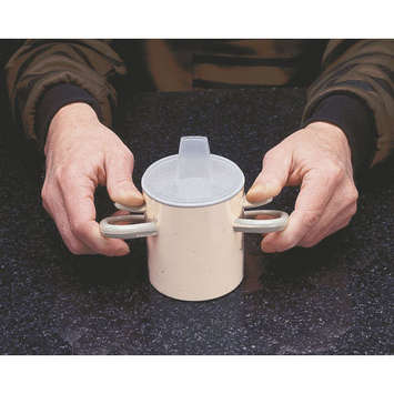 Arthro® Thumbs-Up Cup With Lid picture