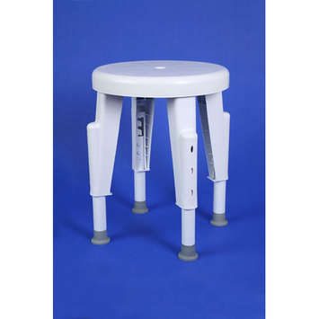 Round Shower Stool picture