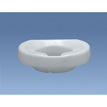 """2"""" Tall-Ette® Elevated Toilet Seat with Slip-In Bracket - Standard picture"""