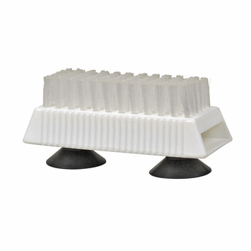 Nail Brush with Suction Cup Base picture