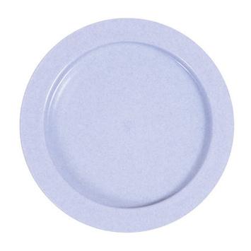 Inner-Lip™ Plate - Plastic, Light Blue picture