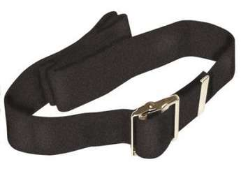 "Gait Belt - Black, 54"" (137 cm) picture"