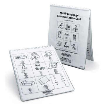 Multi Language Communication Cards picture