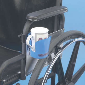 Wheelchair Cup Holder, Package of 3 picture