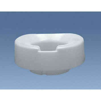"""4"""" Tall-Ette® Elevated Toilet Seat with Slip-In Bracket - Standard picture"""