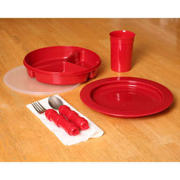 Redware™ Tableware - Deluxe picture