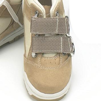 Wear Ease® Shoe Fastener Kit, Tan - Bag of 4 picture