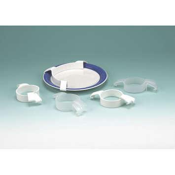 Food Bumper - White Plastic picture