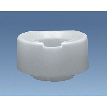 "6"" Tall-Ette® Elevated Toilet Seat with Bolt-Down Bracket - Elongated picture"