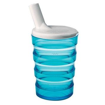 Sure Grip Cup with Lid, Blue picture