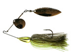 M HULL TYPE SPINNER BAIT - 1/2oz - C008 GREEN PUMPKIN