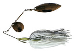 M HULL TYPE SPINNER BAIT - 1/4oz - C003 NATURAL SHAD