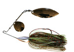 M HULL TYPE SPINNER BAIT - 1/2oz - C005 RED TIGER