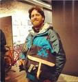 #30 Days of Biking Canvas Shoulder Bag