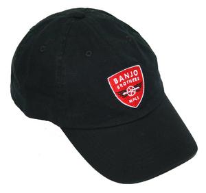 Banjo Brothers Baseball Hat, Black picture
