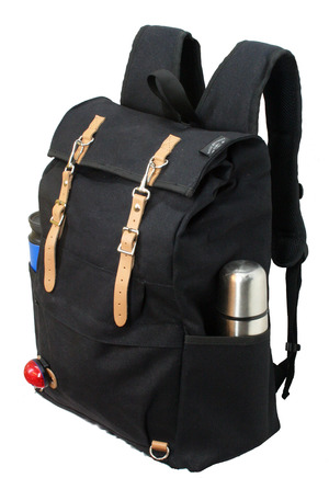 Canvas Cycling Rucksack picture