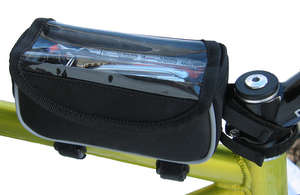 Top Tube Bag - Black picture
