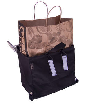Minnehaha Canvas Grocery Pannier picture
