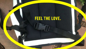 Replacement Waist Strap Backpack picture