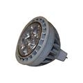 40º Wide, Level 5, 2700K, 6 Watt, MR-16 LED Lamp