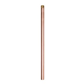 """Copper Pipe Stem 18"""" picture"""