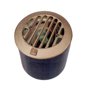 CAST MR-16 Well Light with bronze grate picture