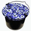 Horse Spa Lycra Bucket Top Small 8Qt Bubbles additional picture 5