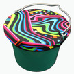 Horse Spa Lycra Bucket Top Small 8Qt Bubbles additional picture 6