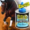 Old Timer's Hoof Dressing with Brush 32 oz