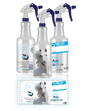 IT Bottle 32oz Spray Bottle picture
