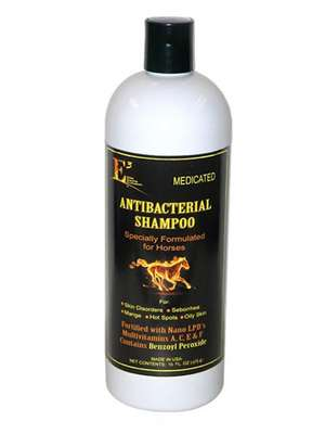 E3 Medicated Antibacterial Shampoo 16 oz picture