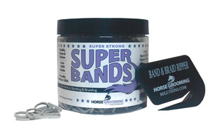 Super Bands Jar Grey picture