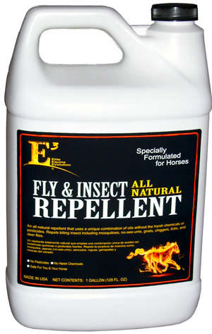 E3 All Natural Fly & Insect Repellent Gallon picture
